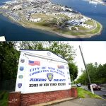 Rikers Island manages an average daily population of 10,000 individuals.