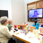 The branch offers video visitation services with incarcerated relatives.