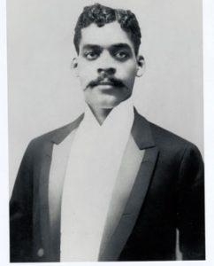 Scholar Arturo Alfonso Schomburg.