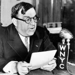 Mayor Fiorello H. La Guardia.