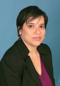 Dance artist Maggie Hernández-Knight.