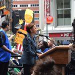 """These cuts are unconscionable,"" said Congresswoman Nydia Velázquez."