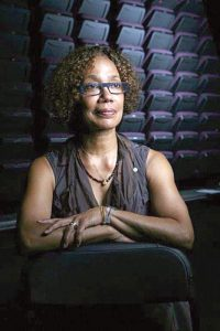 Arts administrator Patricia Cruz.