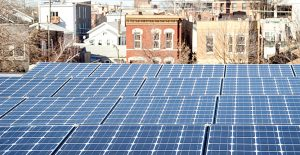 Advocates seek community-based renewable energy.
