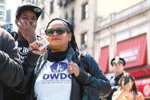 Rosita Romero, DWDC Executive Director.