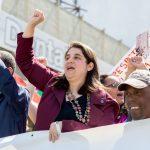 """We are a power,"" said NMCIR Director Angela Fernández."