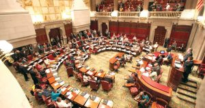The current state budget is extended until May 31.