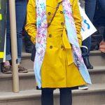 """We leave no one behind,"" said activist Linda Sarsour."