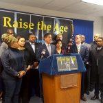 "State Senator Jeff Klein is pushing ""Raise the Age"" legislation."