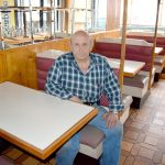 """""""There are a lot of memories here,"""" says owner Dimitrios Karabatsos."""