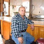 """This neighborhood taught me to work hard,"" says Karabatsos."