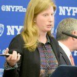 NYPD Assistant Deputy Commissioner Nancy Hoppock.