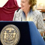 Borough President Gale Brewer.