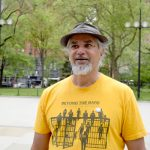"""""""We are very disappointed that the mayor would take this position,"""" said Ravi Ragbir."""