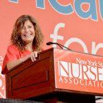 """Staffing ratios are essential,"" said NYSNA President Judy Sheridan-González."