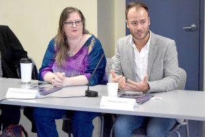 """The transgender population is so underserved,"" said Christopher Bromson."