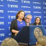 "State Senator Marisol Alcántara called the cameras ""a fabulous tool."""