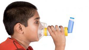Northern Manhattan has disproportionately high asthma rates.
