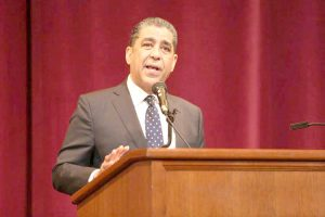 """I'm a fighter,"" said Congressman Adriano Espaillat."