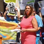 """[This] perpetuates an unjust system,"" said Public Advocate Letitia James."