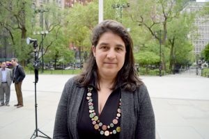 """""""There was a systemic response,"""" said NMCIR's Angela Fernández."""