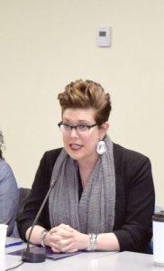 """""""It's transformative,"""" said Anne Patterson."""