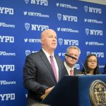 """Have faith,"" said NYPD Police Commissioner James O'Neill."