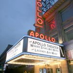 They're heading to the Apollo.
