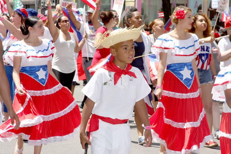 The parade will mark its sixth decade.