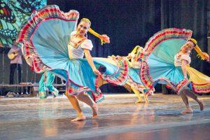 Mad for Mexican culture. Photo: Calpulli Mexican Dance Company
