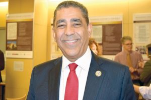 """This is the first step,"" said Congressman Adriano Espaillat."