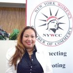 """""""Latino businesses can be apprehensive about dealing with the city,"""" said Quenia Abreu."""