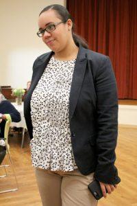 Assemblymember Carmen De La Rosa.