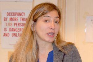 Regina Schwartz is Director of the Mayor's Public Engagement Unit.