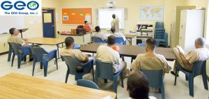 The GEO Group maintains facilities focused on corrections and detention.