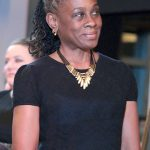 First Lady Chirlane McCray.
