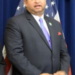 """""""We cannot allow private prisons to exploit the system,"""" saidHenry Garrido, President of DC 37."""