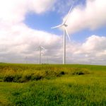 The farm has 37 wind turbines.