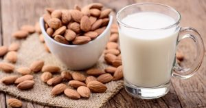 Nutty for almond milk?