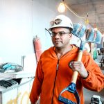 30 percent of New York State's construction workforce is Latino.