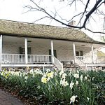 The landmark is the city's oldest remaining farmhouse.