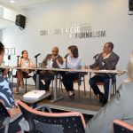 The discussion was hosted at CCEM.