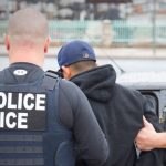 ICE agents have conducted courthouse raids.