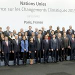 The state has pledged to uphold the Paris Agreement on climate change.