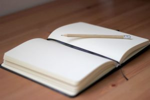 Jot in your own journal.