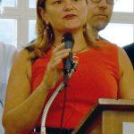 Council Speaker Melissa Mark-Viverito.