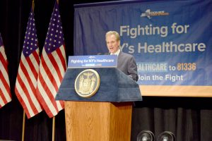 """It is against the law,"" argued State Attorney General Eric Schneiderman."