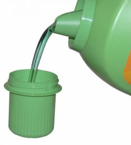 "Consider a ""green"" detergent."