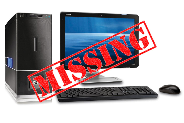 The report found that the agency is missing more than 1,800 computers.