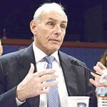 John F. Kelly is the fifth Secretary of the Department of Homeland Security (DHS).